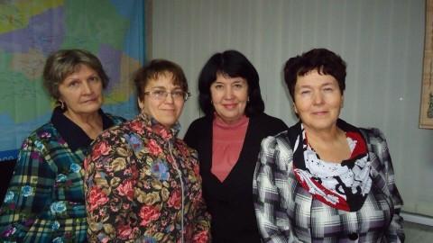 Встреча матерей в г. Каргасок
