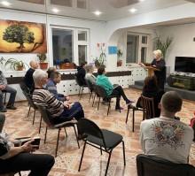 Посещение центра реабилитации в г. Асино